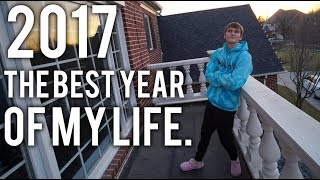 TANNER BRAUNGARDT - WHY 2017 WAS THE BEST YEAR OF MY LIFE
