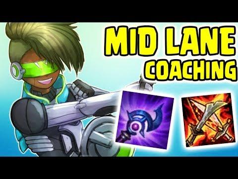MID LANE Coaching Gold/Platin   Edit. Noway4u (Deutsch/German) League Of Legends