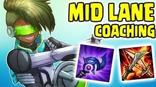 MID LANE Coaching Gold/Platin | Edit. Noway4u (Deutsch/German) League Of Legends