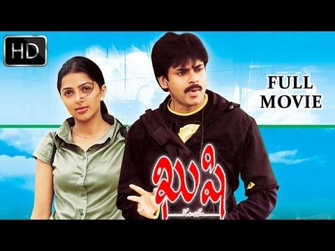 Kushi Telugu Full Length Movie || Pawan Kalyan , Bhumika Chawla || Latest Telugu Movies