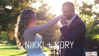 Nikki + Kory // The Highlight Film