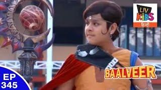 Baal Veer - बालवीर - Episode 345 - Santa Claus & Baalveer Look For Manav
