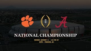 Silence the Doubters || 2016 College Football National Championship Hype Video || Clemson Football