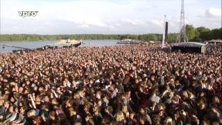 Royal Blood - Interview & Ten Tonne Skeleton (Best Kept Secret Festival 2015)