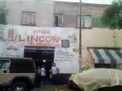 Calle Lerdo Colonia Guerrero