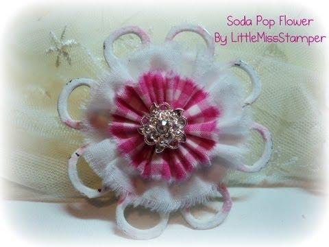 Soda Tab Flower