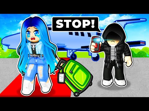 They won t let me leave Roblox Airplane Story 4