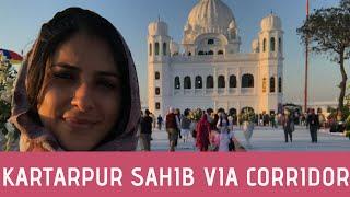 Kartarpur Sahib in Pakistan Via Corridor: OPENING DAY