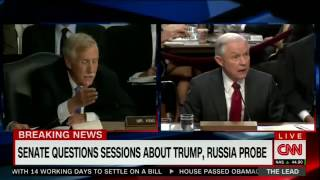Sen. King calls out Jeff Sessions for invoking privileges he doesn