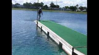 Rafa Dock jumping HD