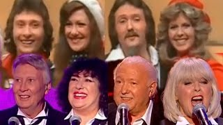 Brotherhood of Man in their 20s & 60s | Save Your Kisses for Me 1976/2015