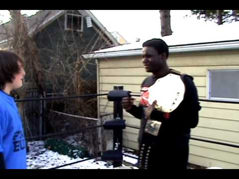 UYW Wrestling Super-Show : Battle For The Belt 2 - *Day 1/Part 1* December 13th, 2008 (Season 2)