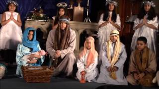 Nativity Drama 2016 Played in church