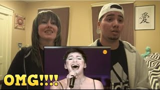 MOM & SON REACTION TO! Sana Maulit Muli - Regine Velasquez (live)