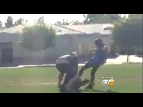 Caught On Camera: Brutal Beating Of OC Teen Outrages Parents, School Officials
