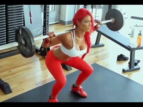 DREAM GIRLS TRAINING 2017 - Ladies Workout Hard - Female Fitness Motivation HD
