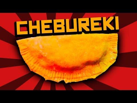 Cheeki Breeki Chebureki ЧЕБУРЕКИ Cooking with Boris