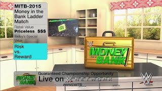 Watch Money in the Bank on WWE Network on June 14