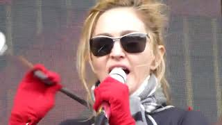 Madonna - Express Yourself/Give Me All Your Luvin' (MDNA Tour Rehearsal)