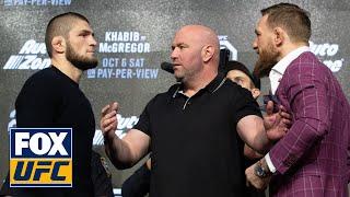 Daniel Cormier and Kenny Florian break down McGregor vs Nurmagomedov | PREVIEW | UFC 229