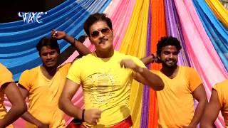 2017 का TOP VIDEO SONG - ऊपर बा यार के निचे हs भतार के - Happy Rai - Bhojpuri Hit Songs
