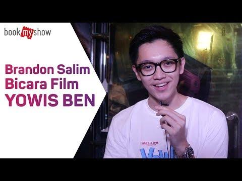 Brandon Salim Bicara Film Yowis Ben - BookMyShow Indonesia
