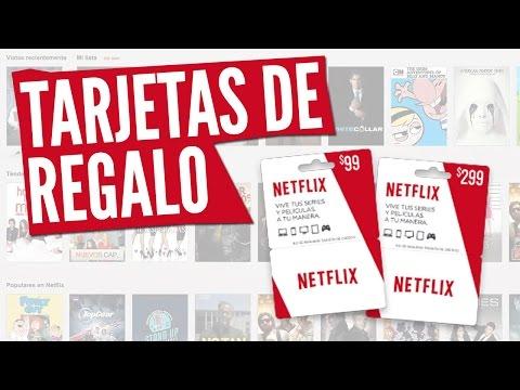 Tarjetas de regalo de Netflix ¿Qué son ¿Cómo usarlas ¡Gánate una tarjeta