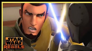 The Hidden Message behind Kanan's Fight to become a Jedi Knight - Kanan Vs Temple Guards