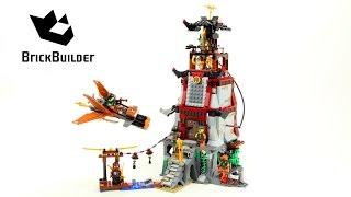 Lego Ninjago 70594 The Lighthouse Siege - Lego Speed build