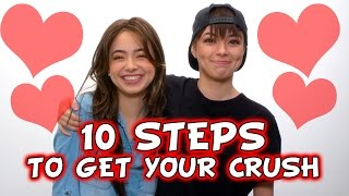 10 Steps To Get Your Crush - Merrell Twins