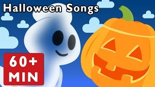 H Is for House | A Haunted House on Halloween Night and More | Baby Songs from Mother Goose Club!