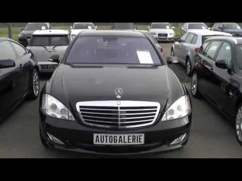 Almanya'da Ikinci El Araba Fiyatlari - Mercedes Benz S 350 4 Matic # 019