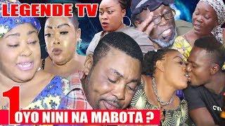 OYO NINI NA MABOTA? EP. 1: THEATRE CONGOLAIS-Ebakata -Dady Dikambala-Gabrielle-Sundiata-legende tv