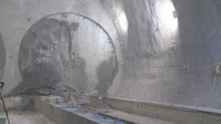 Crossrail Tunnelling: TBM Elizabeth breaks through into Stepney Green cavern