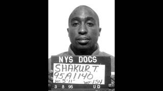 2Pac - Troublesome '96 (lyric video)