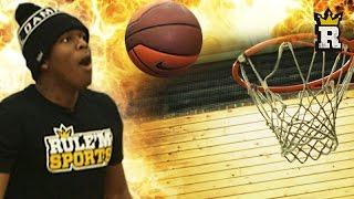 KSI's Basketball Training: Shooting   Rule'm Sports