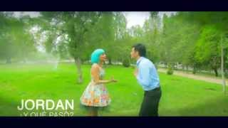Jordan - y Que Paso - Video VRemix - Dj Betoox 2014