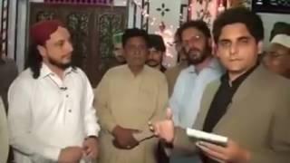 Report on ROZE NEWS about Darbar E Aaliya Balawara Shareef