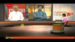 শরীফুল ভাইয়ের মুন্নী সাহার সাথে কোটা নিয়ে টকশো-ATN NEWS