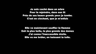 Voyeur - Dany Bédard - Paroles