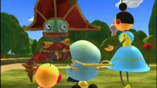 Rolie Polie Olie The Baby Bot Chase part 4