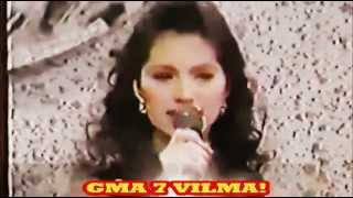 CLIPS - GMA Channel 7's Vilma! Guest Cesar Montano and Nanette Medbed