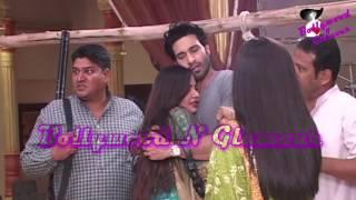 On Location Of TV Serial 'Udaan - Udann Sapnon Ki'