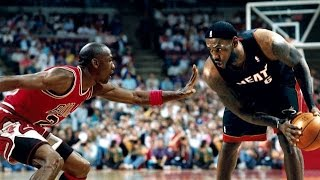 The Top 10 NBA Players Of All Time