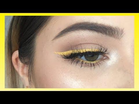 eyebrow routine boii