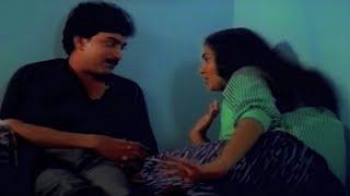 Swagatham: Best Romantic scenes Of Urvasi And Parvathi