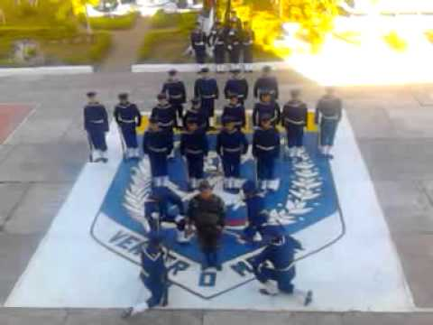 Exibicion de Orden Cerrado Grumetes de la Armada Paraguaya.3gp