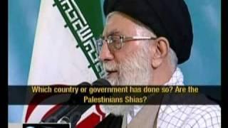 Iran: Shia-Sunni Conflict is a US Plot - آیت الله سید علی خامنه ای