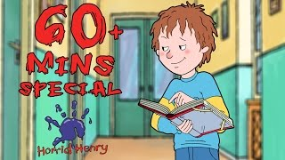 Horrid Henry - Horrid Hobbies | 60+ minutes | Horrid Fun with Henry