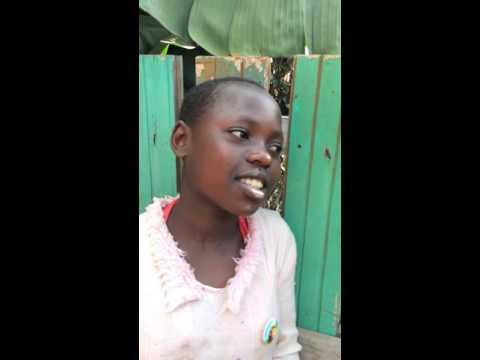 Syombua says hello